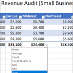 Free Cost Analysis Template for Excel 2007 – 2016