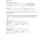 Free Bill of Sale Form – Ready to Download