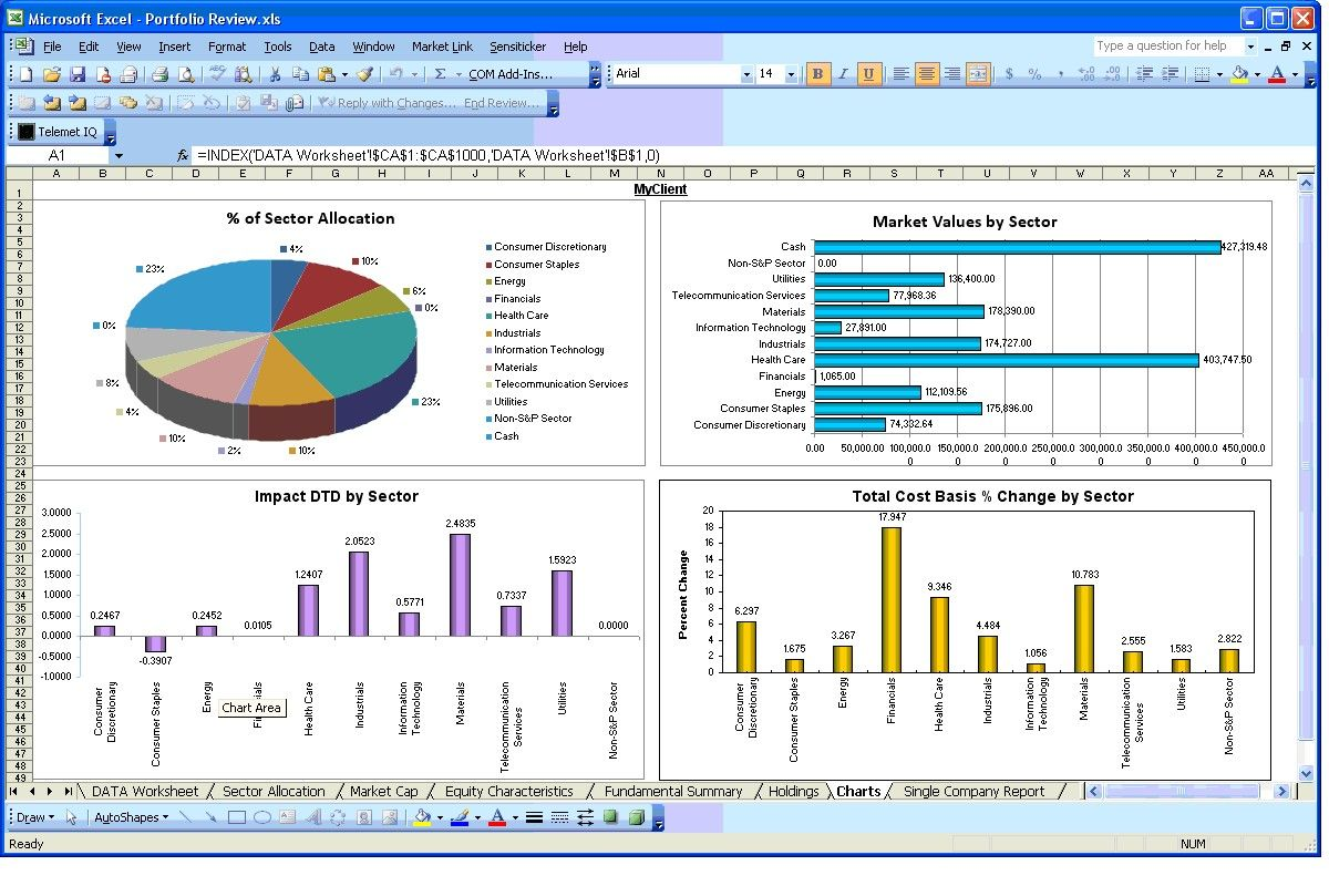 Free Daily Sales Report for Excel 2007 – 2016
