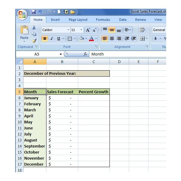 Sales Projection Excel Template from www.business-plans.com