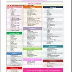 Free Wedding Checklist Template for Excel 2007 – 2016