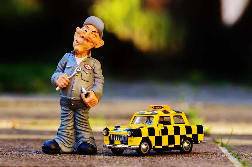 Auto business plan