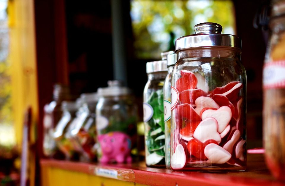 candy store business plan
