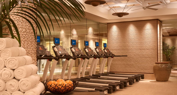 fitness resort business plan