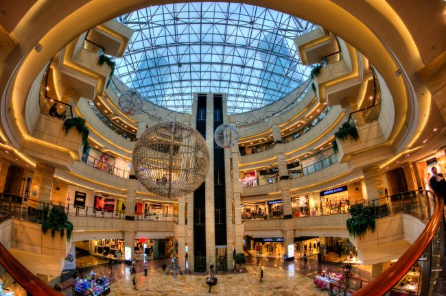 shopping mall business plan