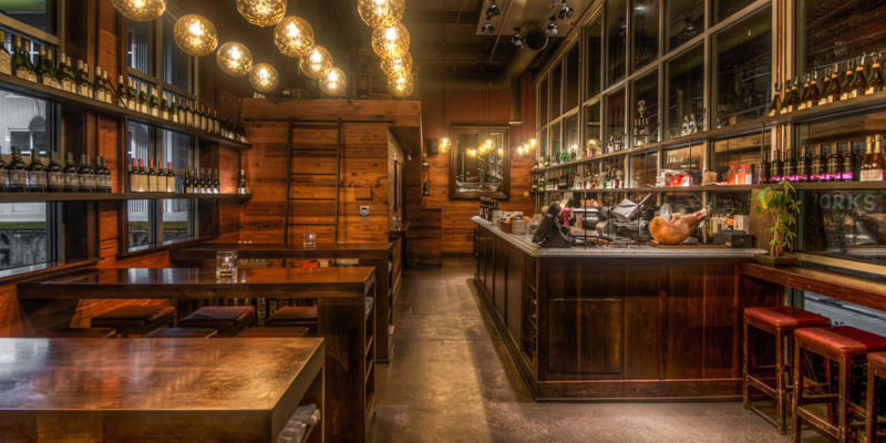 wine bar business plan